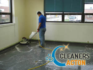 Floor Polishing W3