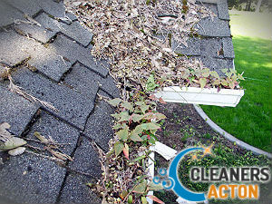 cleaning-gutter-acton